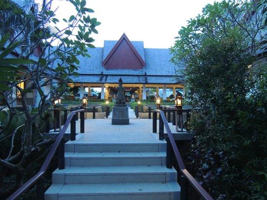 Nakamanda Resort & Spa: Lobby