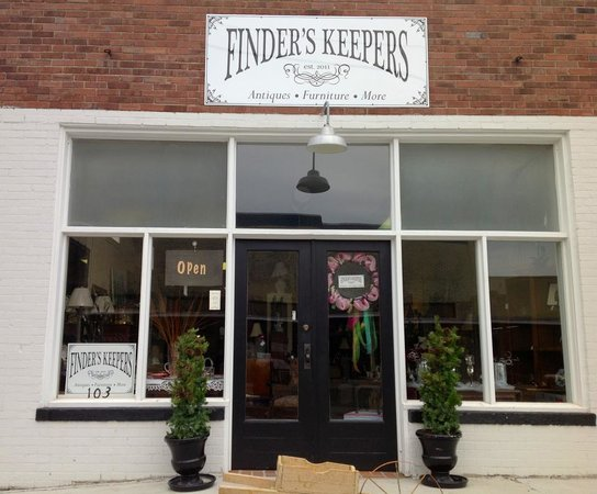 Finder's Keepers Murray, Kentucky