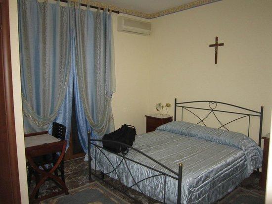 Residenza di Campagna: camera azzurra