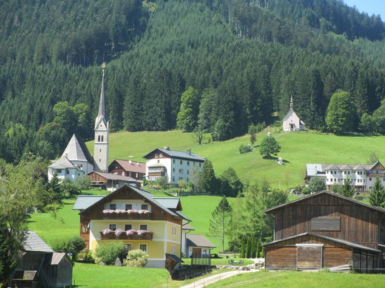 Landhaus Lilly : Local village