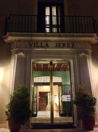 Hotel Villa Jerez: Villa Jerez, Jerez de la Frontera