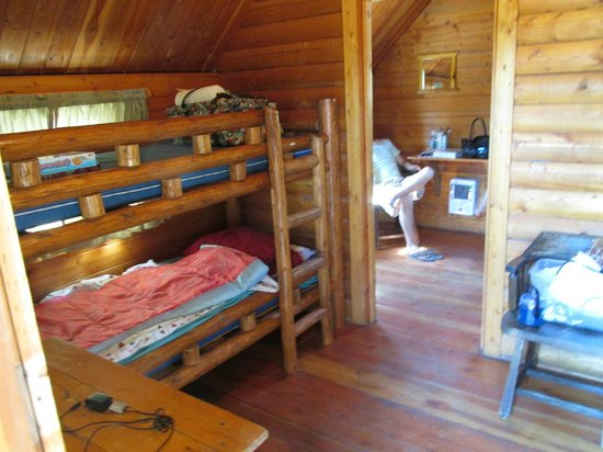 Kabin picture of yellowstone park koa west yellowstone for Yellowstone cabins west yellowstone