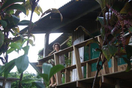 Cabinas El Mirador Lodge : Habitaciòn nùmero 3
