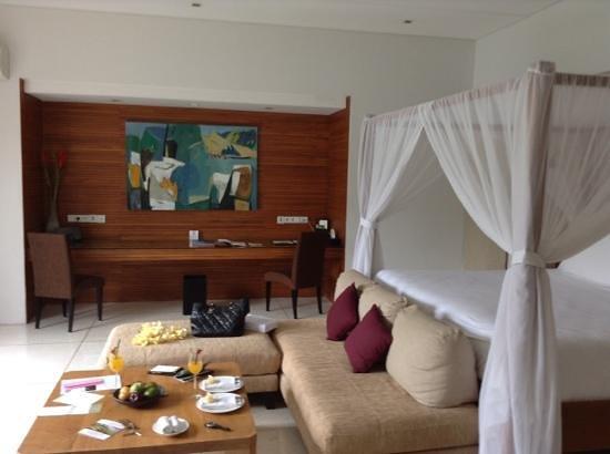 The Samaya Bali Seminyak : Ajouter une légende