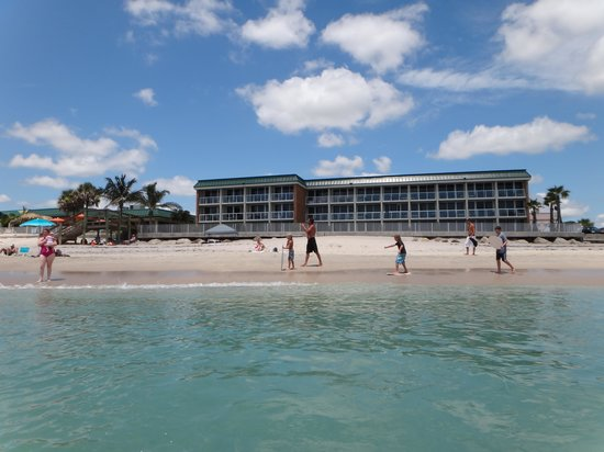 Holiday Inn Hotel Suites Vero Beach Oceanside From The Water