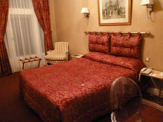 Grand Hôtel Bellevue : Standard double room