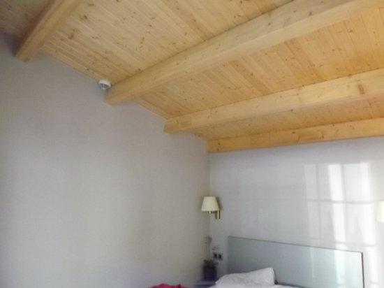 Ordino Hotel: techos