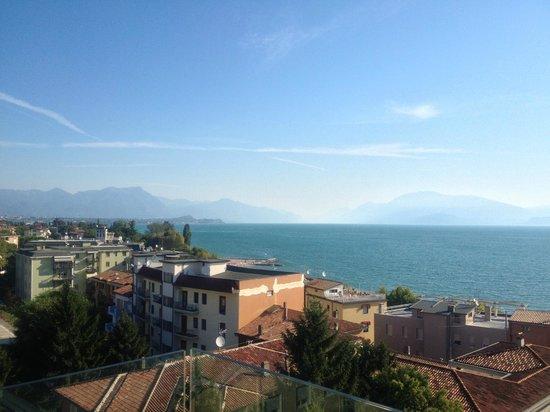 Hotel Bonotto : Vista-lago