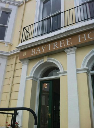 Baytree Hotel : front of hotel