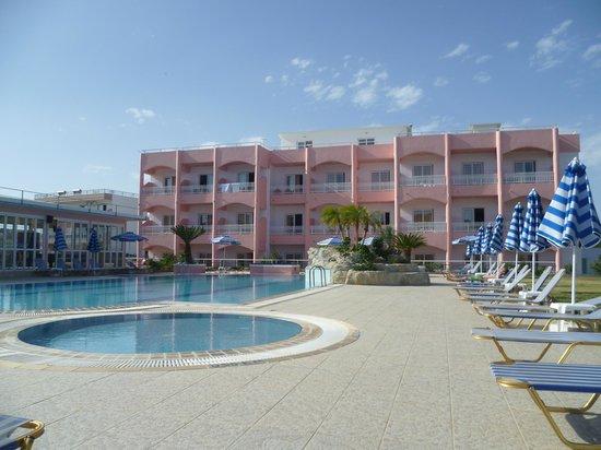 Rhodian Rose Hotel: Wonderful hotel!