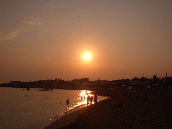 Azienda Agrituristica Masseria La Verna: tramoto marina di Patù