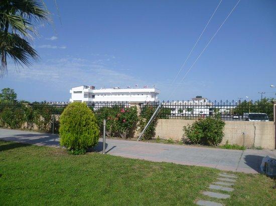 Rhodian Rose Hotel: Hotel