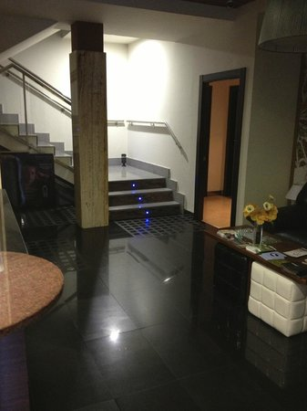 Hotel Q!H Centro Leon : entree