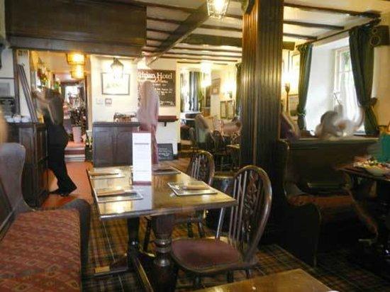 Hadrian Hotel: interior