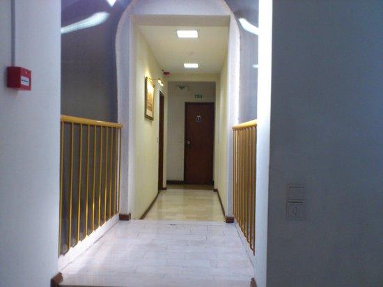 Hotel Peninsular: Area Hotel