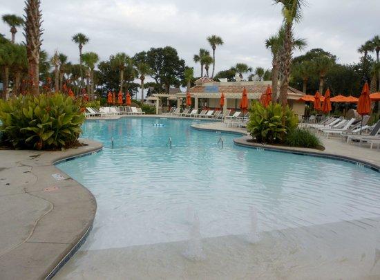 Backyard Porch Hilton Head : Pool Outdoor  Photo de Sonesta Resort Hilton Head Island, Hilton Head