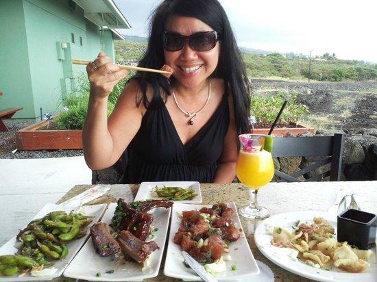 Sam Choy's Kai Lanai: Happy Hour at Sam Choy's