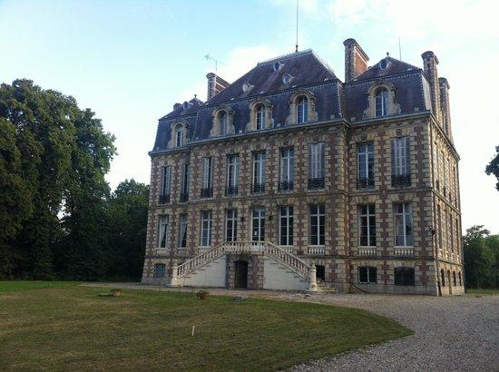 Chateau de Montigny sur l'Hallue