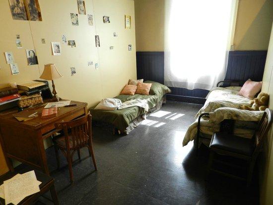Musee Le Regiment de la Chaudiere : La chambre