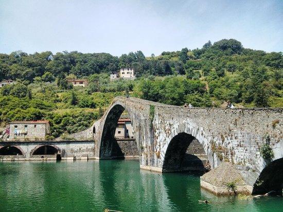Pruneta di Sopra: Ponte della Maddalena