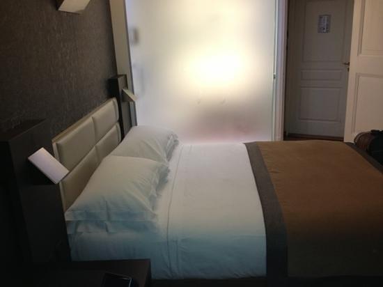 Hotel Hannong: lit