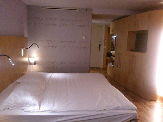 Hotel Allegro Bern : Habitación doble