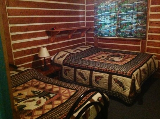 Mountainview Lodge: Double guest room