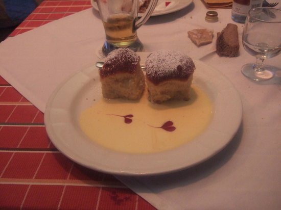 Gasthaus Weber: Buchtel  delizìiosi