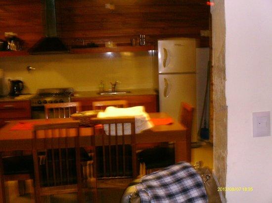 Bosque del Nahuel: Cocina equipada
