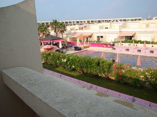 part hotel picture of jardin d 39 eden cap d 39 agde
