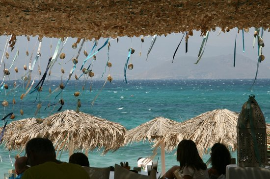 Banana Beach Bar: Seaview