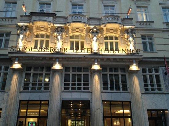 Hotel Herrenhof Wien