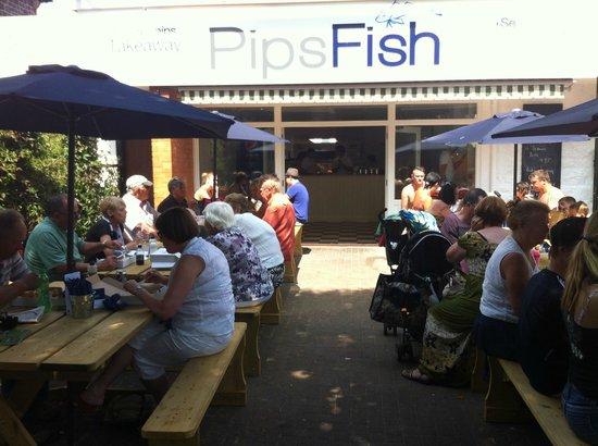 Pips Fish: Fresh seafood to takeaway