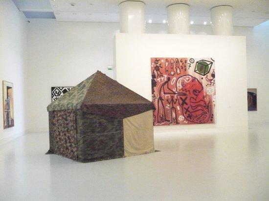 Musée d'Art moderne et contemporain : Contemporaty art