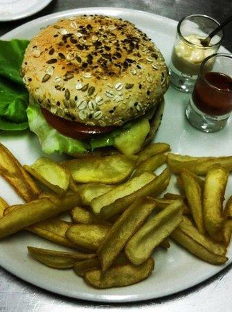 Novepunto80: Hamburger