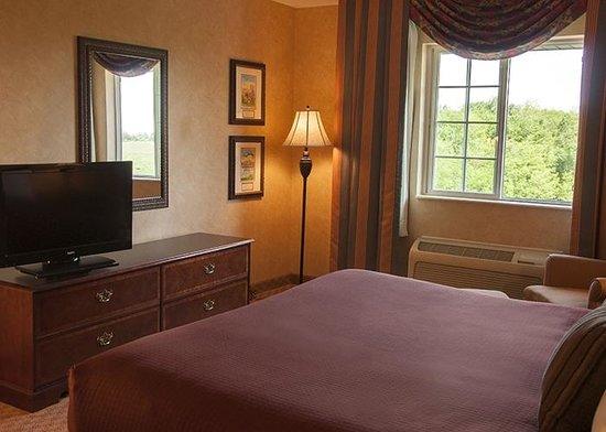Irish Cottage Boutique Hotel: Aaron Junior Suite