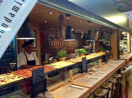 Truffle Gourmet : slices