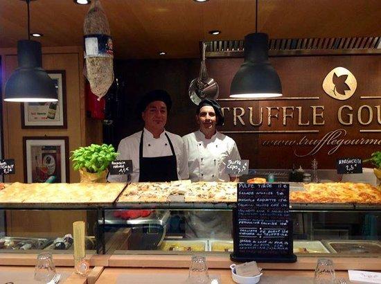 Truffle Gourmet : Chefss