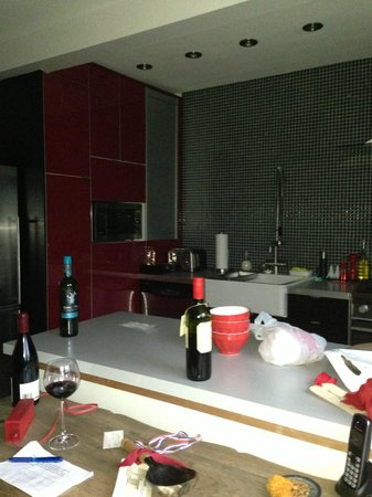 Home Suite Home: Kitchen Area