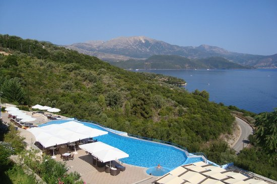 Esperides Resort Hotel: Worth looking out of the window in the morning