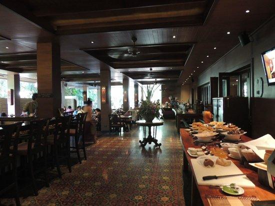 Siripanna Villa Resort & Spa: Restaurantbereich