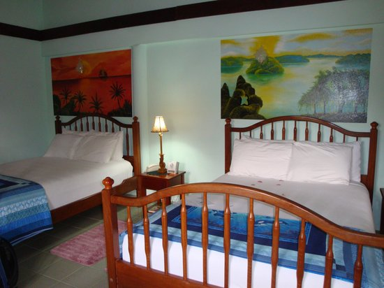 Black Orchid Resort: Our room