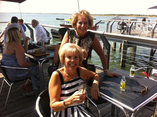 The Boatyard Restaurant : My Birthday lunch