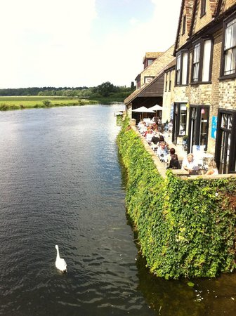 K And D Hairdressers St Ives ... River Tea Room : fotografía de River Tea Rooms, St Ives - TripAdvisor