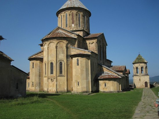 Bagrati Cathedral and Gelati Monastery : cathédrale