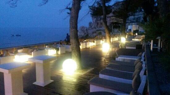 Altavilla Milicia, Italie : in riva al mare
