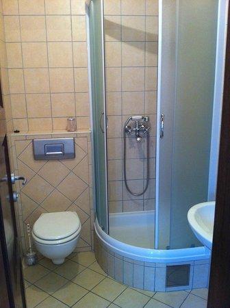 Apartments Leut: bathroom