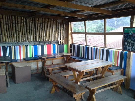 The Terrace Hostel: The Terrace Bar