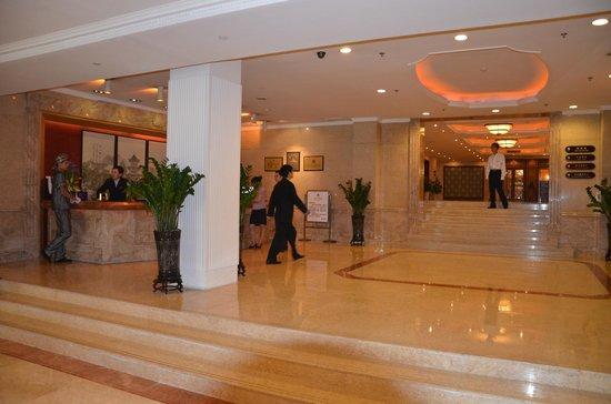 Sichuan Hotel: Hall