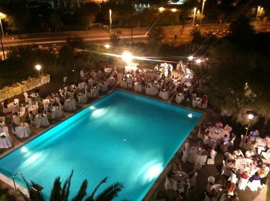 Hotel Sarti: Cena di Ferragosto